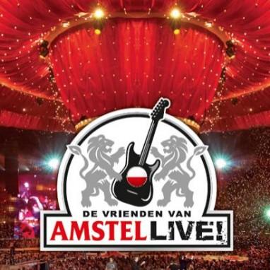 10.000 extra kaarten voor De Vrienden van Amstel LIVE