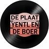 Yentl & de Boer De Plaat cover