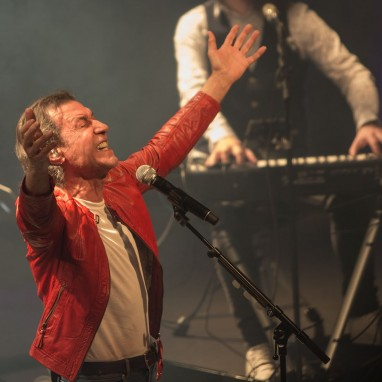 review: Albert Hammond & band - 24/11 - Mezz Albert Hammond Sr.