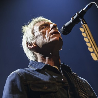 review: Paul Weller - 09/06 - Paradiso Paul Weller