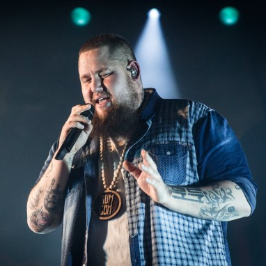 review: Rag N Bone Man - 14/04 - Melkweg Rag N Bone Man