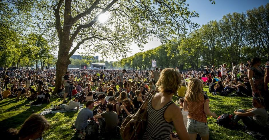 Bekijk de Bevrijdingsfestival Utrecht 2018 foto's