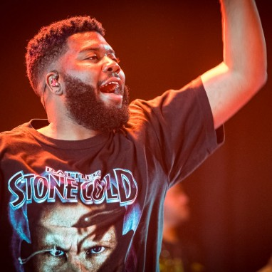 review: Khalid - -01/10 - Ziggo Dome Khalid