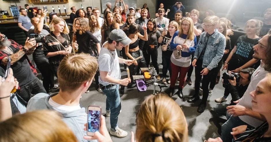 Bekijk de Club Achtung! 2019 foto's