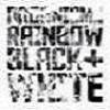 Cover Organisms - Rainbow Black + White