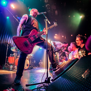 review: Cancer bats - 2/5 - Melkweg Cancer Bats