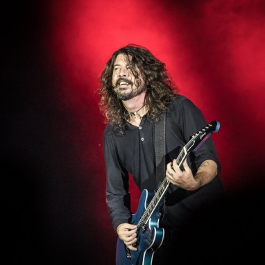 review: Rock Werchter 2017 Zondag Foo Fighters