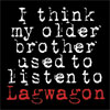 Lagwagon – I Think My Older Brother Used To Listen To Lagwagon