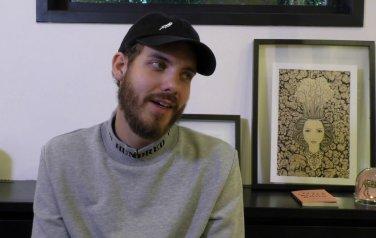 Video: San Holo: 'Ik zal nooit een heel blij liedje maken'
