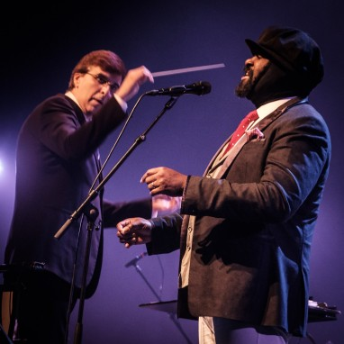 review: Gregory Porter / Metropole Orkest - 19/03 - Carré Gregory Porter