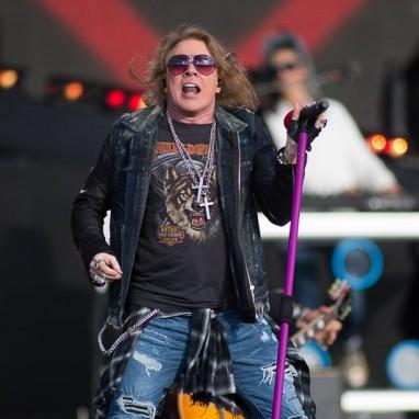 Guns N' Roses Goffertpark