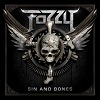Cover Fozzy - Sin And Bones