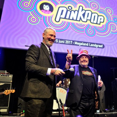 review: Pinkpop Persconferentie - 08/03 - Paradiso