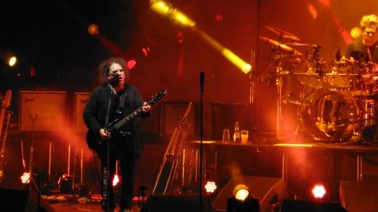 The Cure Ziggo Dome gebruiker foto - P1000863