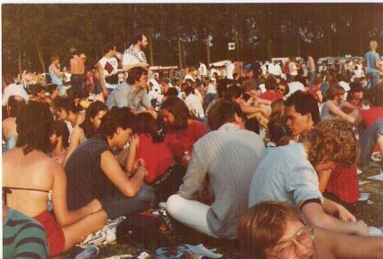 Rock Werchter 1983 gebruiker foto - Werchter 1983