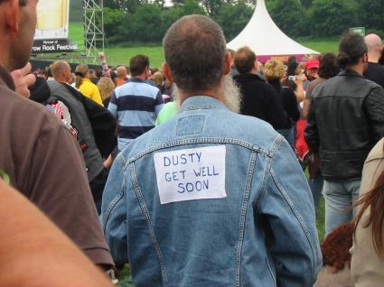 Arrow Rock Festival 2007 gebruiker foto - Aerosmith