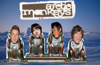 Foto's en Video's van Arctic Monkeys-actie HMH Heineken Music Hall gebruiker foto - Pool apen
