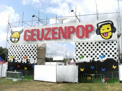 Geuzenpop 2009 gebruiker foto - Geuzenpop 032