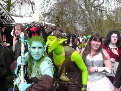 Elf Fantasy Fair Haarzuilens 2011 gebruiker foto - S1210017