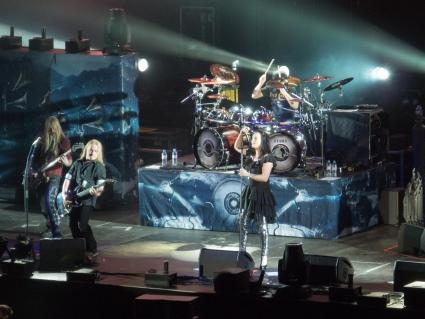 Nightwish Heineken Music Hall gebruiker foto - 1204131952DSCN0286_©HansSchoo