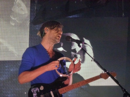Radiohead Ziggo Dome gebruiker foto - P1070415