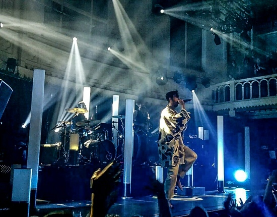 Oscar & The Wolf Paradiso gebruiker foto - PSX_20161209_083754